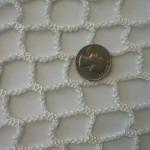 Small white netting