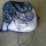 bag of gill nets