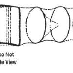 Fyke net diagram