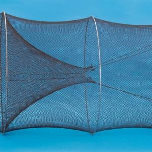 Fyke Nets at Duluth Fish Nets