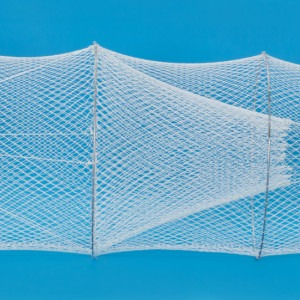 hoop net at Duluth Fish Nets