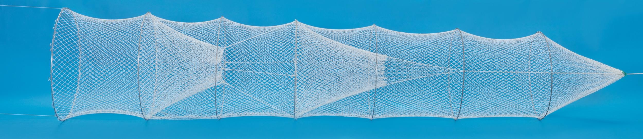 Hoop Net with Steel Hoops