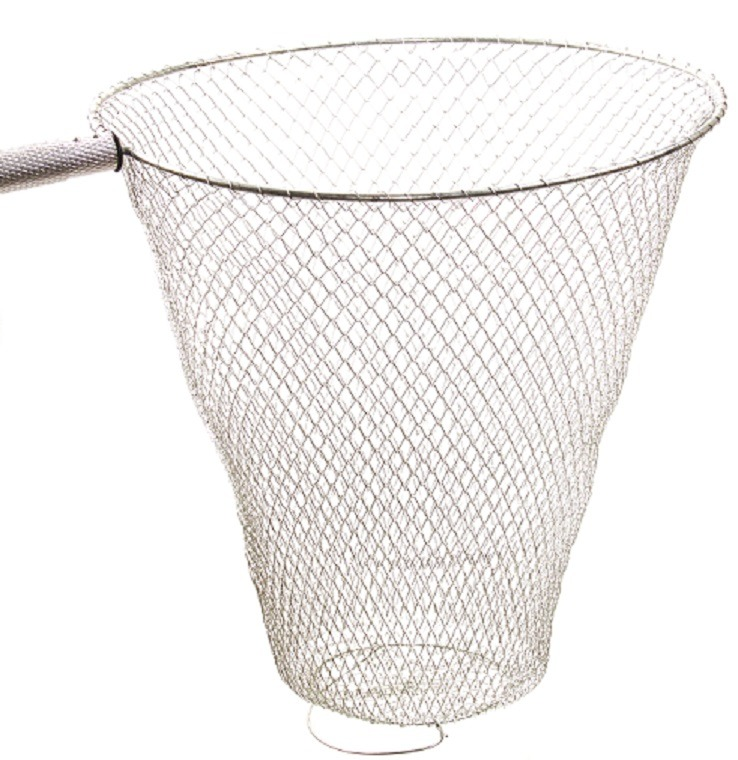 Steel Smelt Basket Net